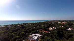 Playamar Aerial